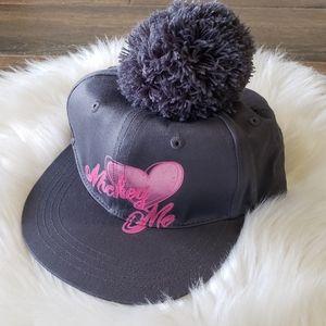 B2G1 NWT Kids Disney Parks Mickey Loves Me Pom Hat
